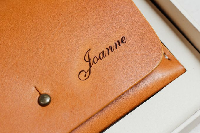 Rick & Joanne - Card Case by Rove Gift - 006