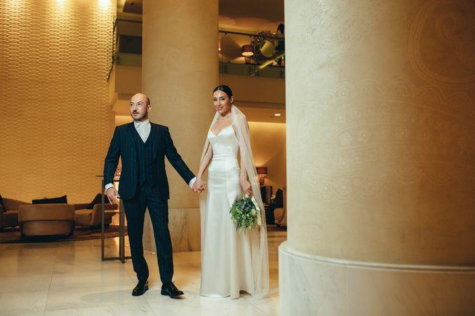 International Wedding in Baku by Rashad Nabiyev Wedding Photographer - 031