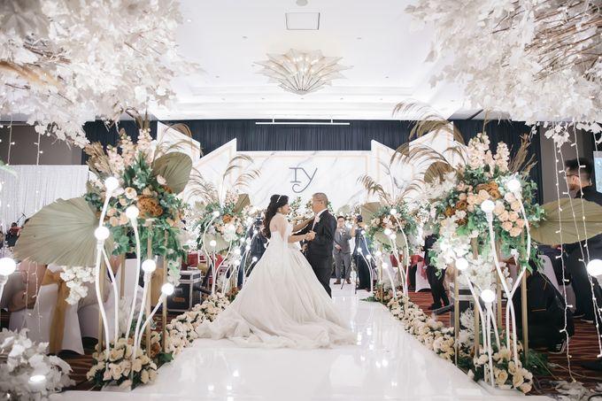 Indra & Yoan Wedding at Hilton by PRIDE Organizer - 003