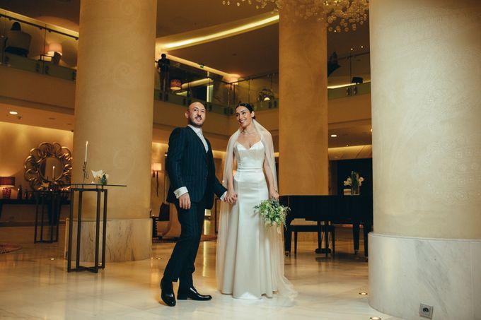 International Wedding in Baku by Rashad Nabiyev Wedding Photographer - 033