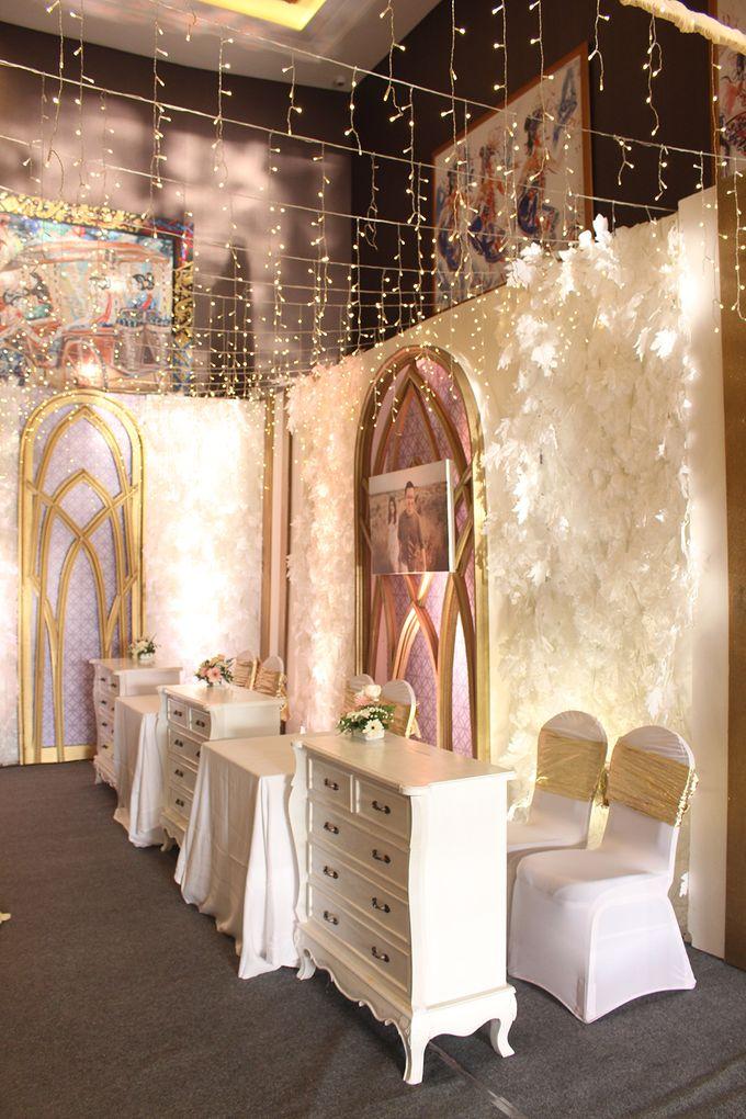 The Wedding of Hans & Cynthia by The Trans Resort Bali - 002