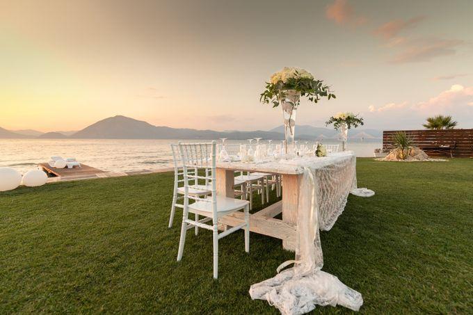 Beach wedding by Diamond Events - 015