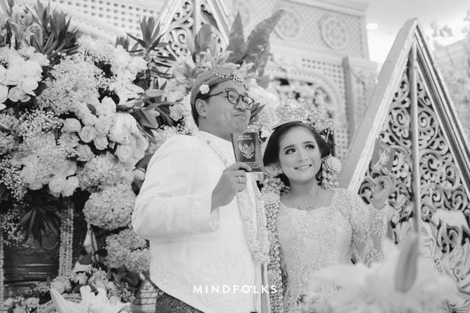 JAVANESE AKAD OF FIFI & IAN by Dwi Tunggal Citra Catering - 009