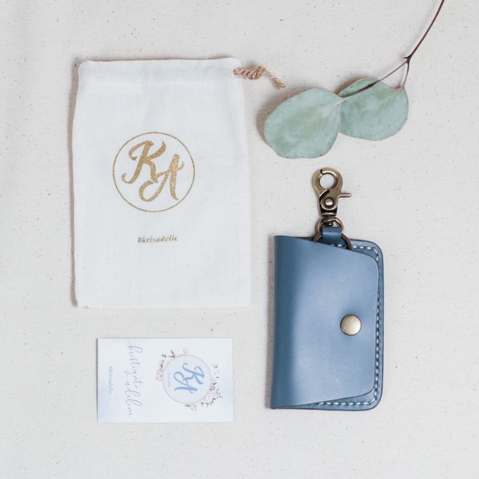 Kristanto & Adeline - Key Wallet by Bali Wedding Paradise - 001