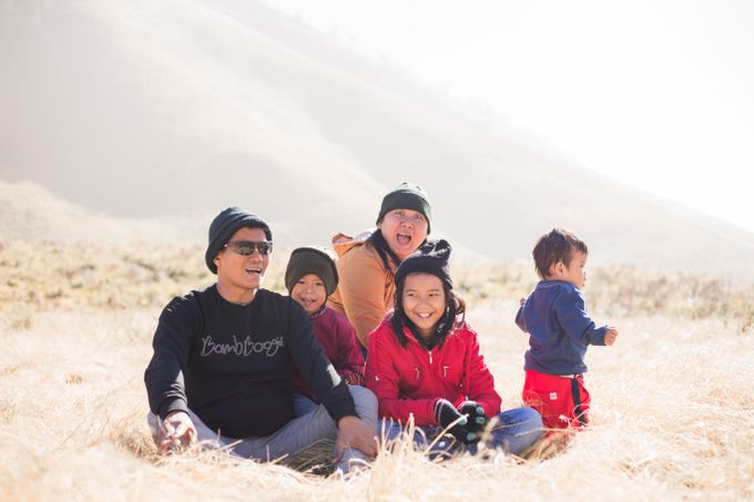 Bromo FAMILY TRIP by Salmo - 009