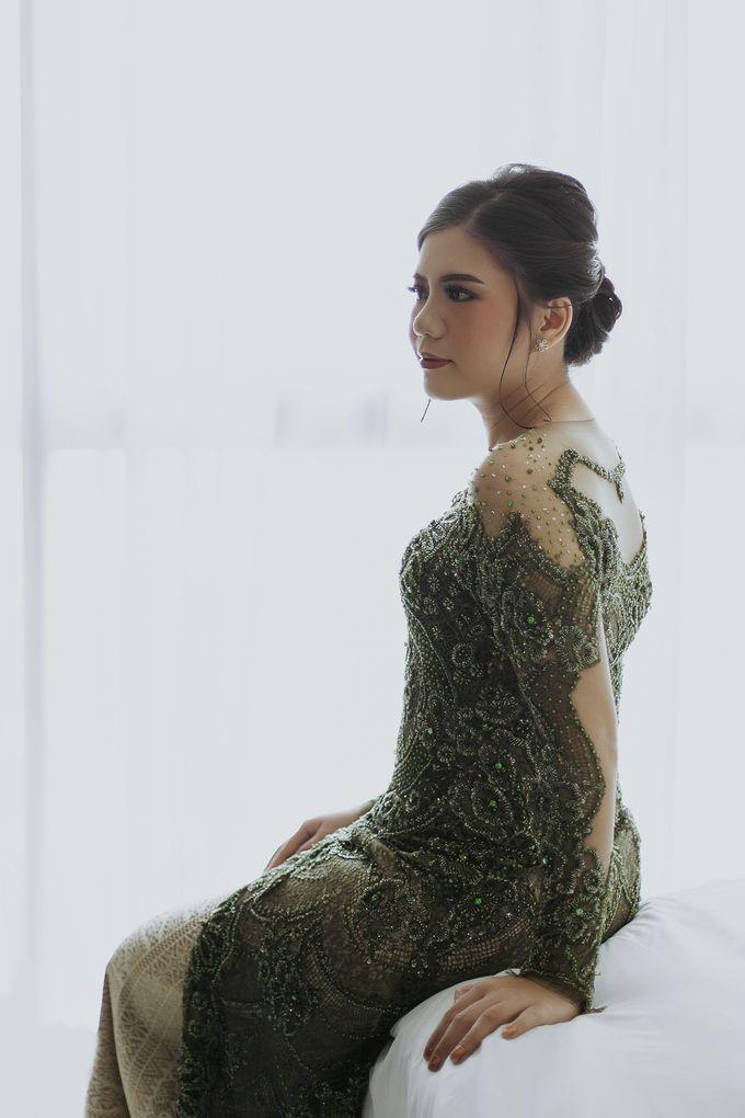 The Wedding of Filda & Hizrian by KRISTAL HOTEL JAKARTA - 012