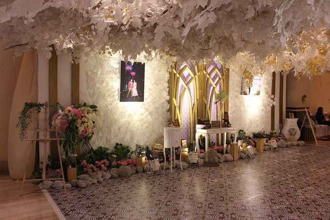 The Wedding of Hans & Cynthia by The Trans Resort Bali - 004