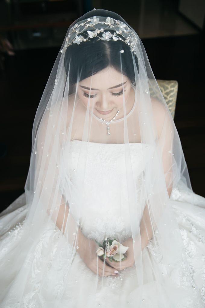 Indra & Yoan Wedding at Hilton by PRIDE Organizer - 005