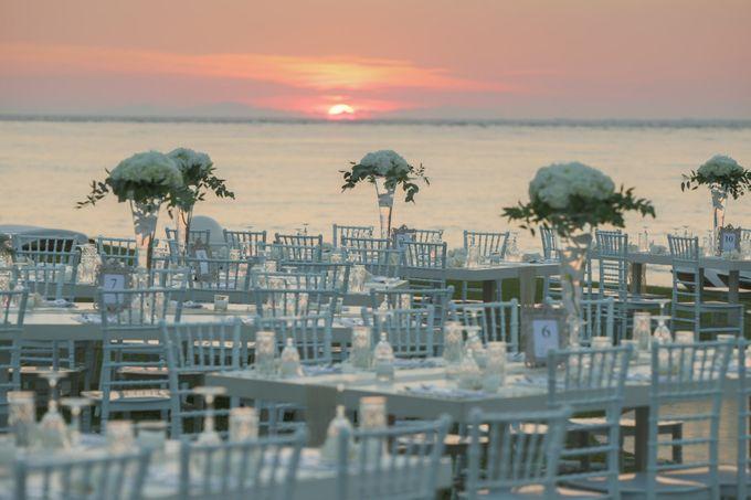 Beach wedding by Diamond Events - 016