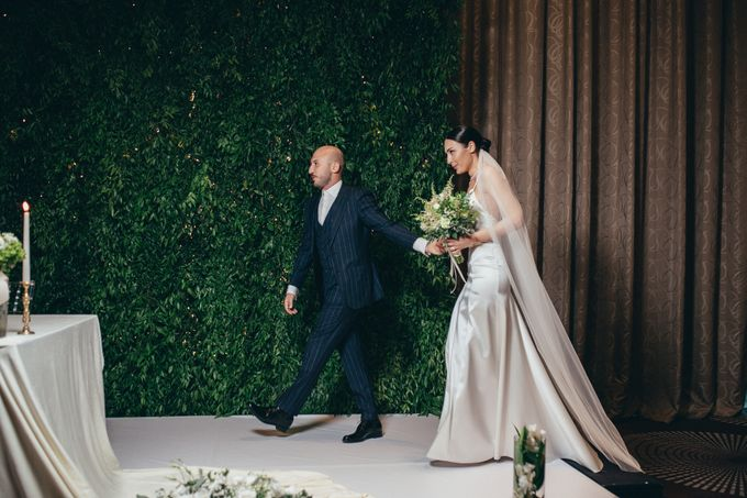 International Wedding in Baku by Rashad Nabiyev Wedding Photographer - 035