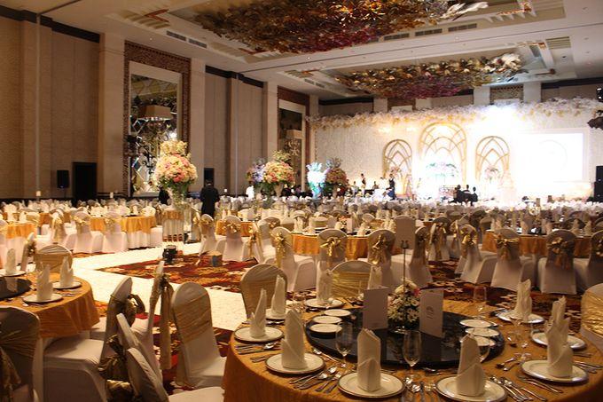 The Wedding of Hans & Cynthia by The Trans Resort Bali - 005