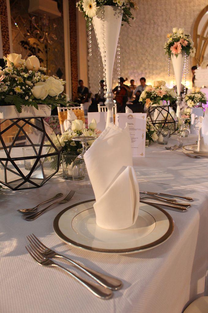 The Wedding of Hans & Cynthia by The Trans Resort Bali - 007