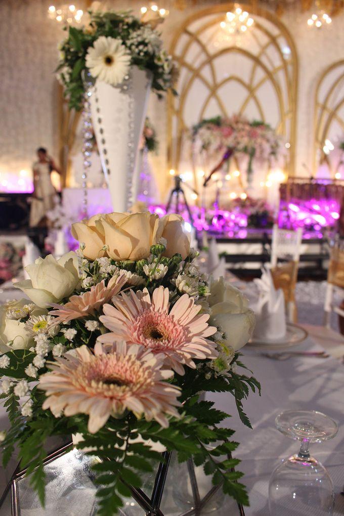 The Wedding of Hans & Cynthia by The Trans Resort Bali - 008