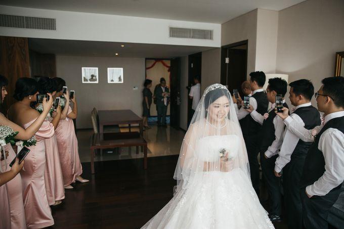 Indra & Yoan Wedding at Hilton by PRIDE Organizer - 006