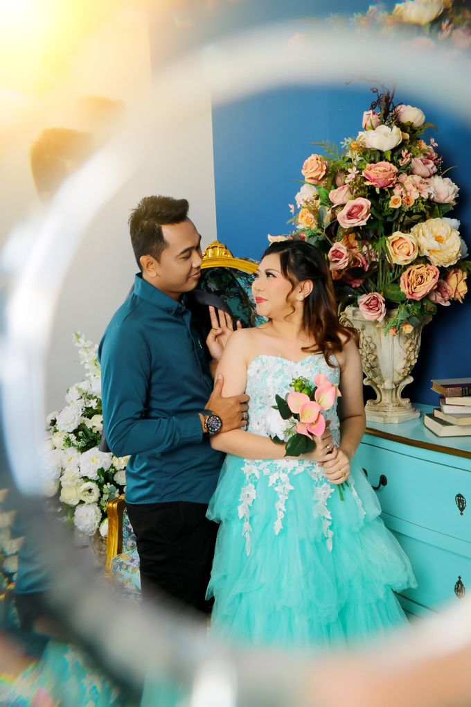 Dhony & Marlena's Prewedding photo session by Favor Brides - 007