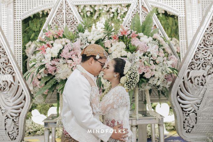 The Wedding of Fifi & Ian by  Menara Mandiri by IKK Wedding (ex. Plaza Bapindo) - 003