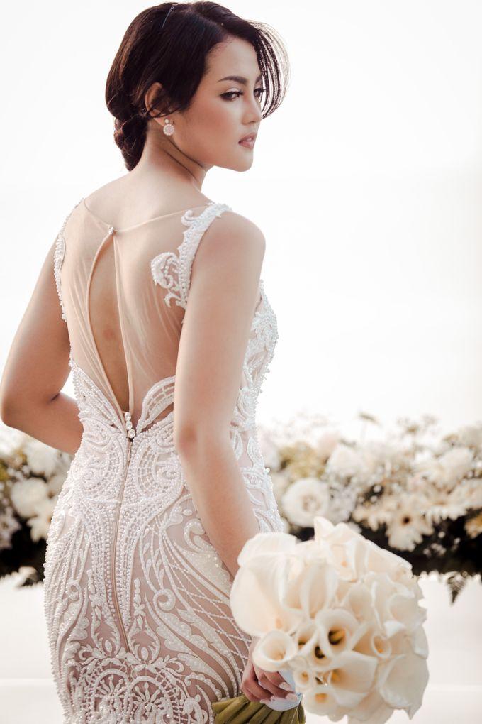 The Wedding Of Ryan & Utha by ANGELIA WARDROBE - 011