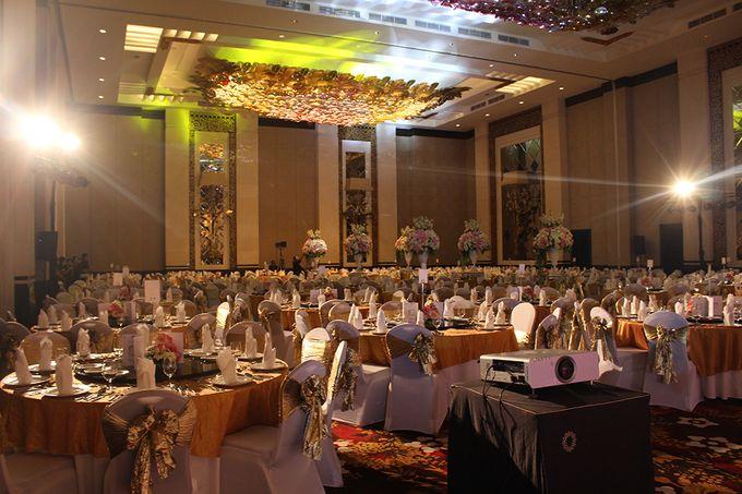 The Wedding of Hans & Cynthia by The Trans Resort Bali - 011