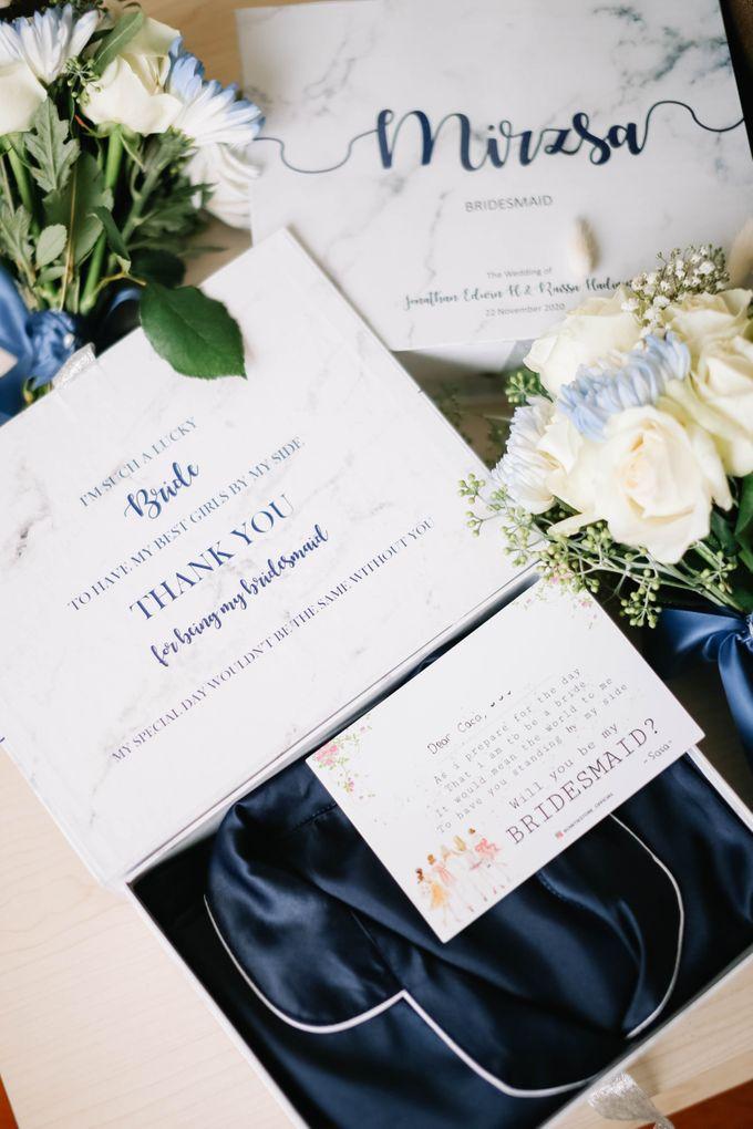 The Wedding Of Edwin & Raissa by delazta wedding coordinator - 045