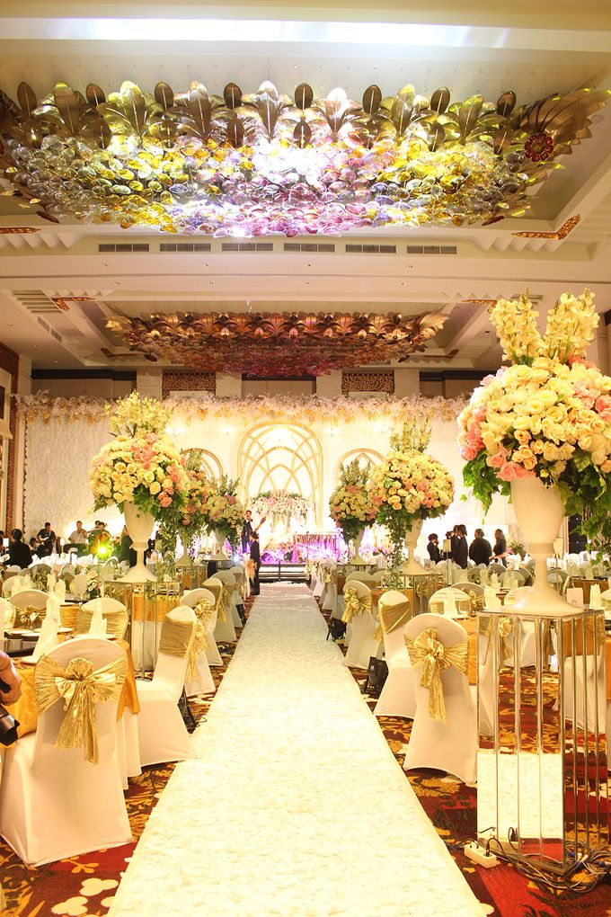 The Wedding of Hans & Cynthia by The Trans Resort Bali - 001