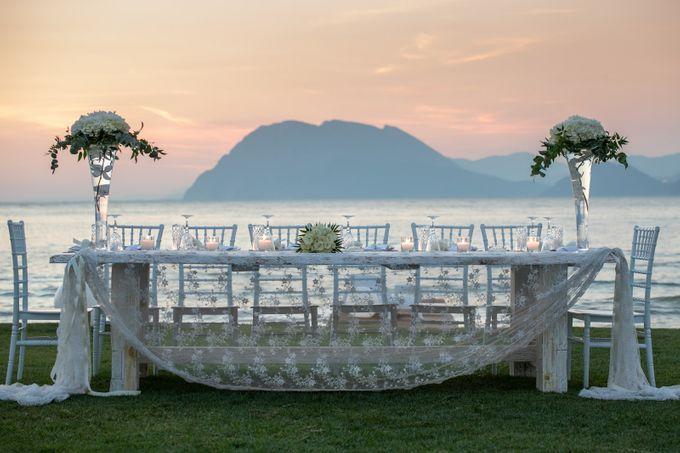 Beach wedding by Diamond Events - 011