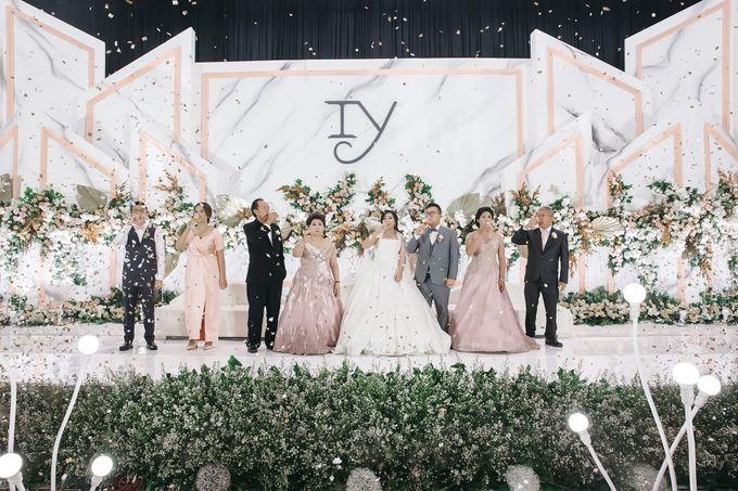 Indra & Yoan Wedding at Hilton by PRIDE Organizer - 010