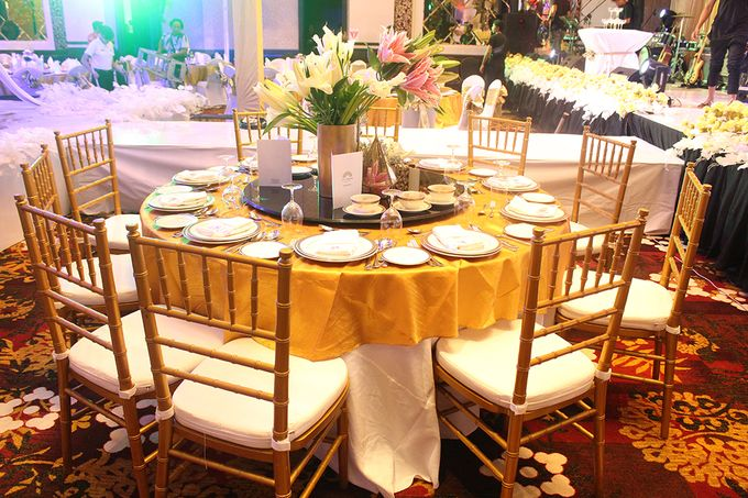 The Wedding of William & Caroline by The Trans Resort Bali - 002