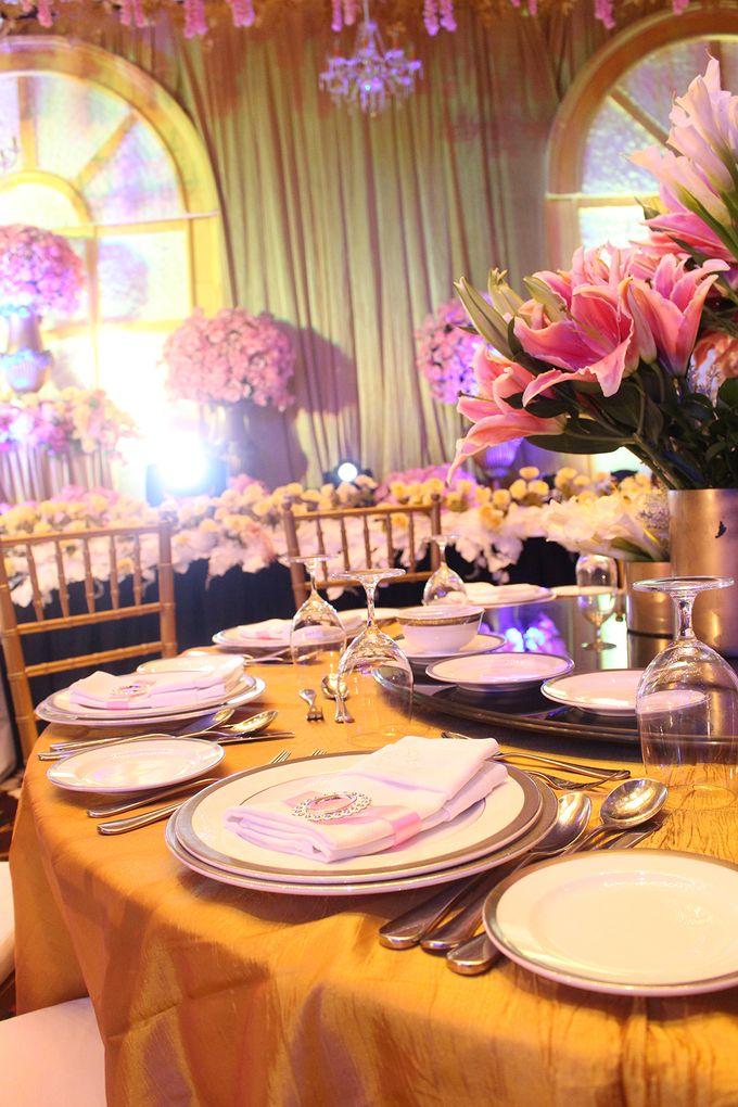 The Wedding of William & Caroline by The Trans Resort Bali - 003