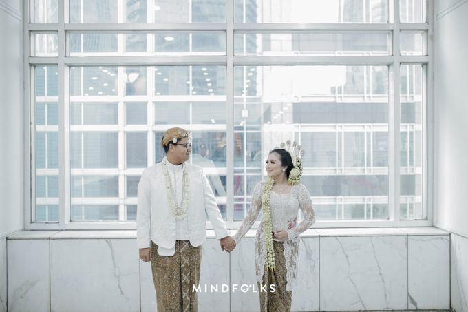 JAVANESE AKAD OF FIFI & IAN by Dwi Tunggal Citra Catering - 005