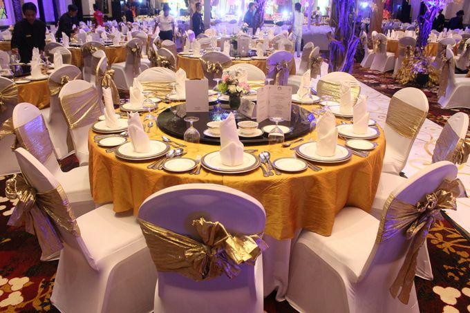 International Wedding by The Trans Resort Bali - 011