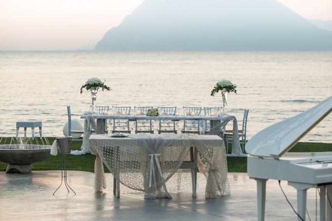 Beach wedding by Diamond Events - 020