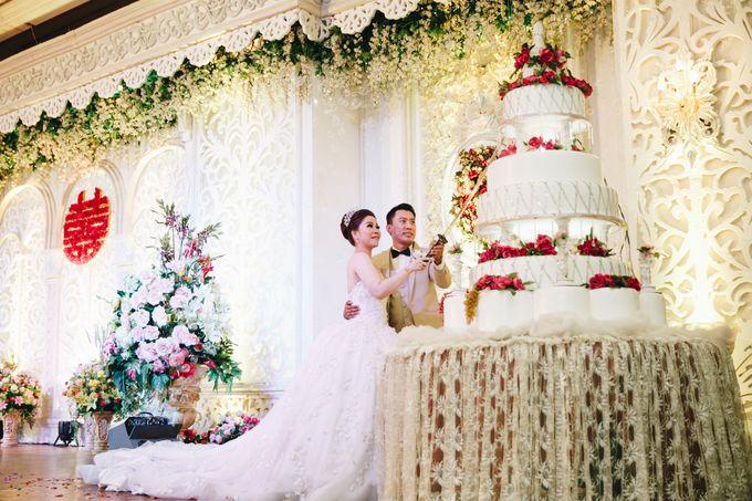 The Wedding Of Ronny & Helisa by Vertex VR Weddings - 006