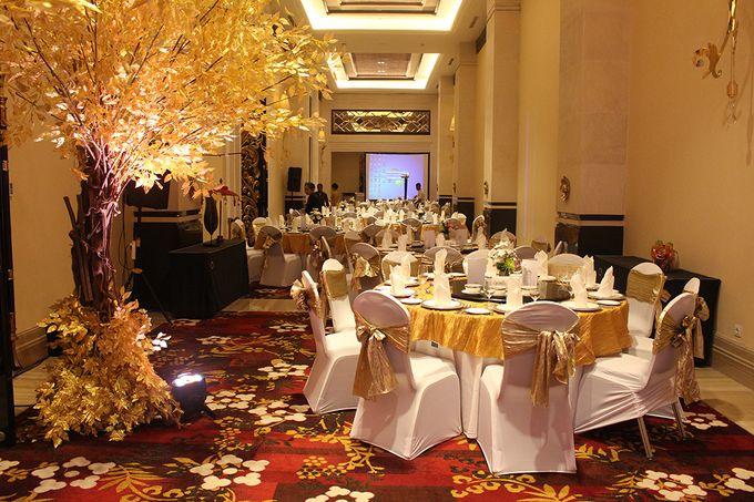 The Wedding of William & Caroline by The Trans Resort Bali - 004