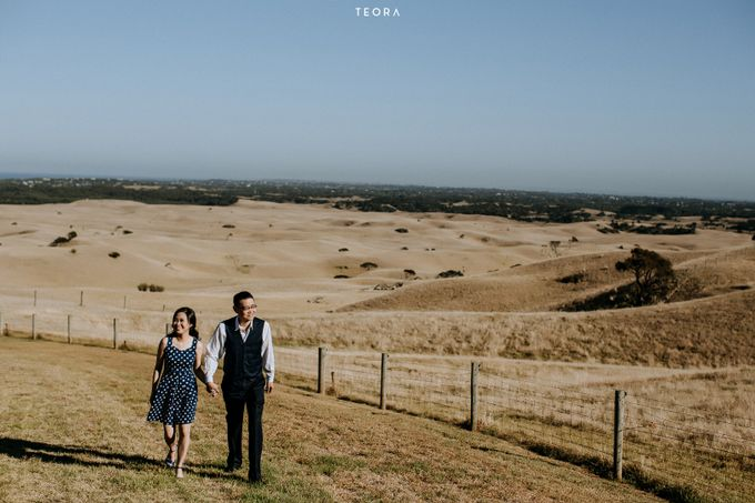 Henry & Milla Melbourne Prewedding by Dewi Tan Makeup - 012