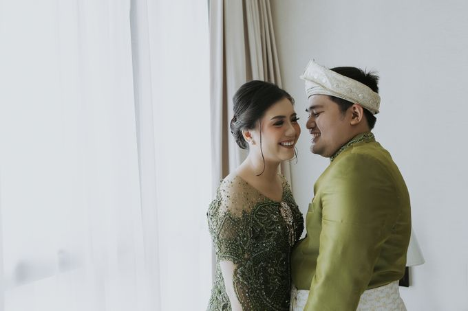 The Wedding of Filda & Hizrian by KRISTAL HOTEL JAKARTA - 014