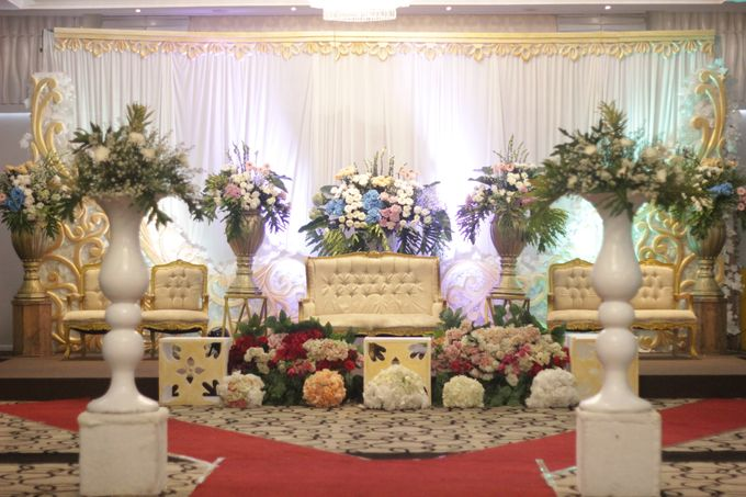 THE ROMANTIC WEDDING by Courtyard by Marriot Bandung - 001