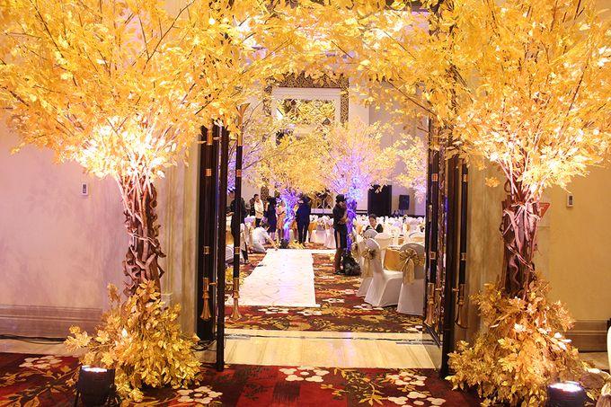 The Wedding of William & Caroline by The Trans Resort Bali - 005