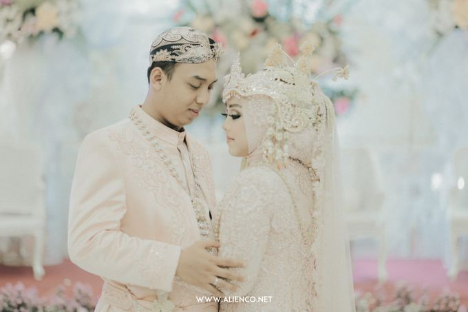 THE WEDDING OF ALDI & MUSTIKA by alienco photography - 002