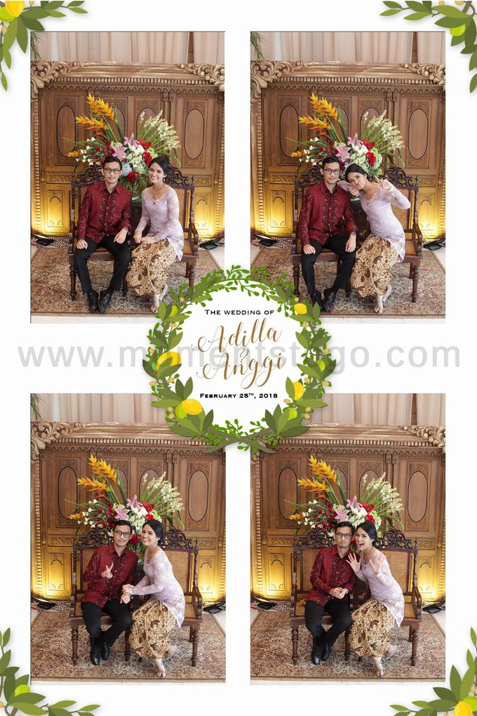 Adilla & Anggi Wedding by Moments To Go - 006