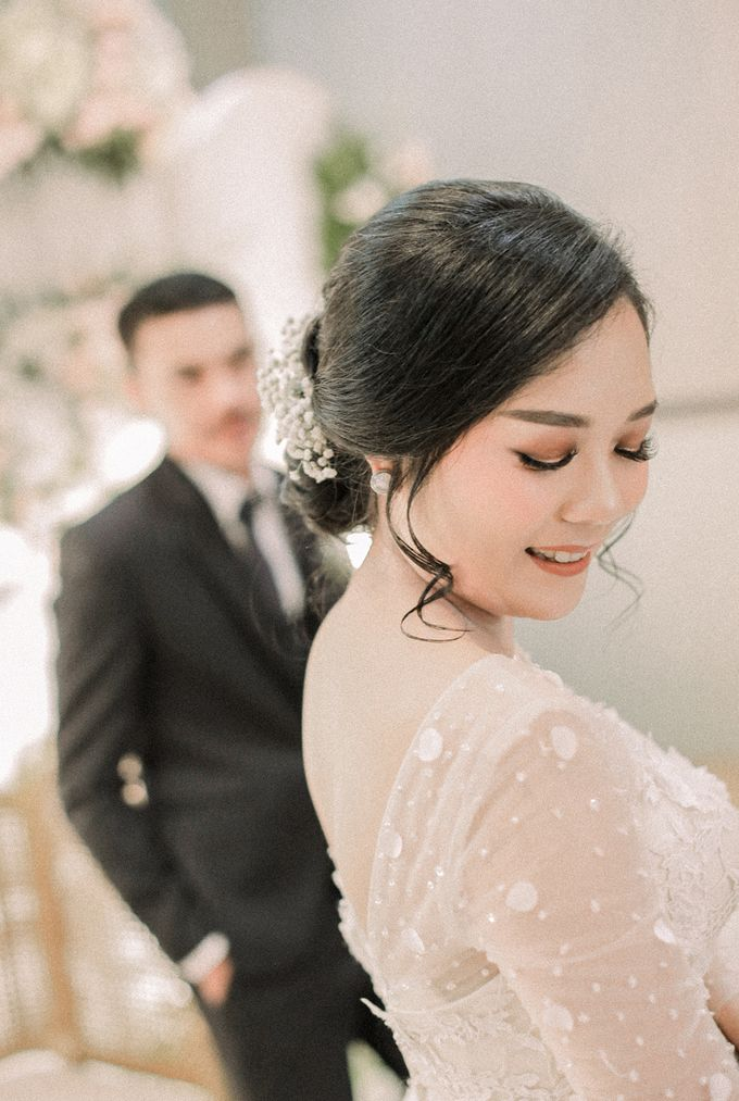 Real intimate wedding on pandemic 2020 MARIA & GALUNG by Kimus Pict - 003