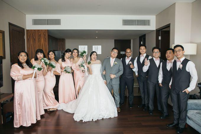 Indra & Yoan Wedding at Hilton by PRIDE Organizer - 008