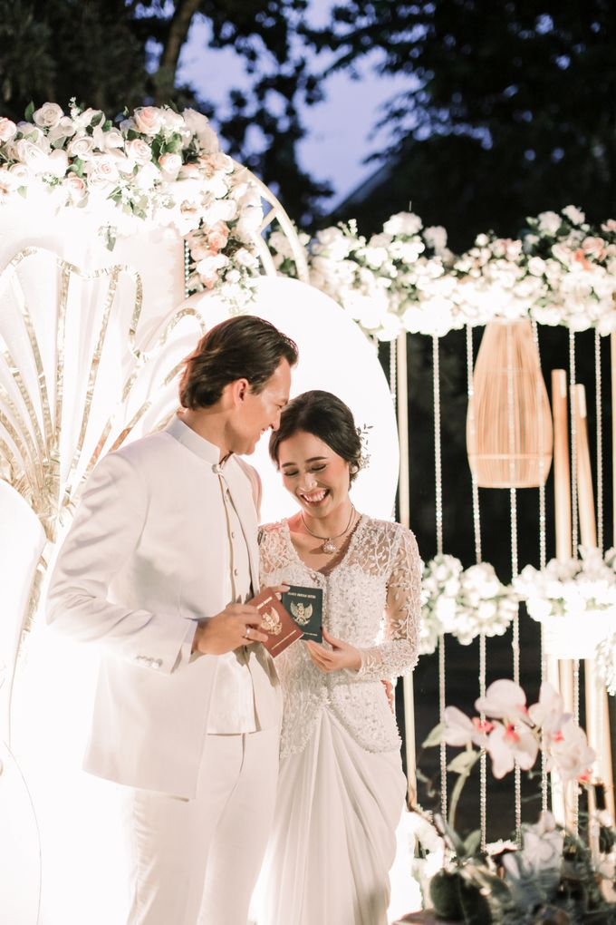 WEDDING ASMARADANA by Patron Wedding Organizer Yogyakarta - 019