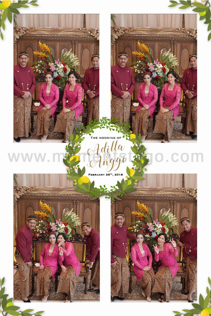 Adilla & Anggi Wedding by Moments To Go - 003
