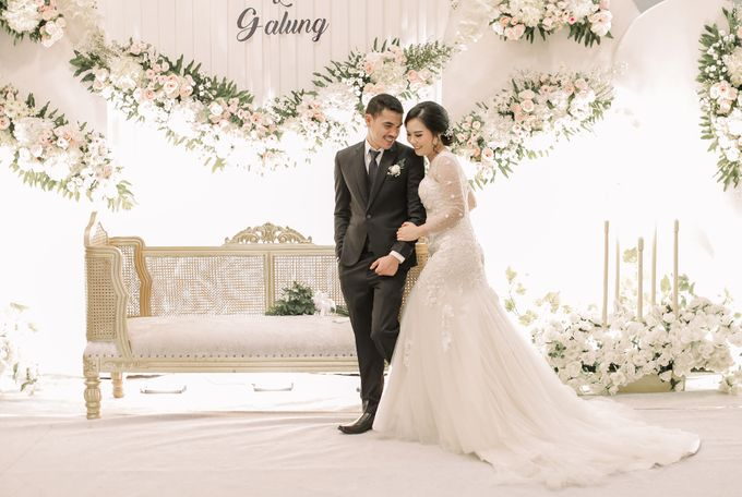 Real intimate wedding on pandemic 2020 MARIA & GALUNG by Kimus Pict - 026