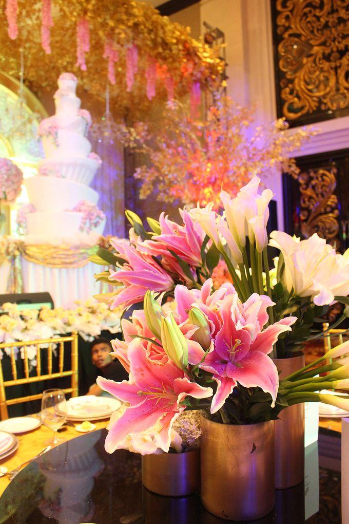 The Wedding of William & Caroline by The Trans Resort Bali - 008