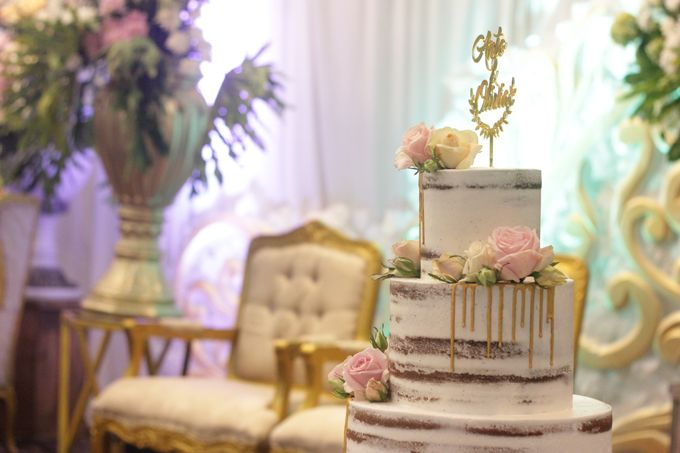 THE ROMANTIC WEDDING by Courtyard by Marriot Bandung - 004