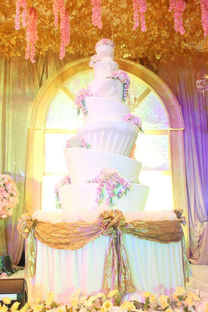 The Wedding of William & Caroline by The Trans Resort Bali - 009