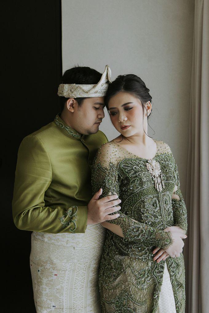 The Wedding of Filda & Hizrian by KRISTAL HOTEL JAKARTA - 015