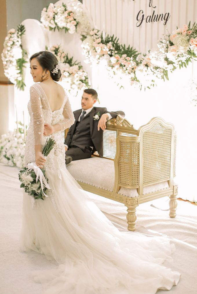 Real intimate wedding on pandemic 2020 MARIA & GALUNG by Kimus Pict - 027