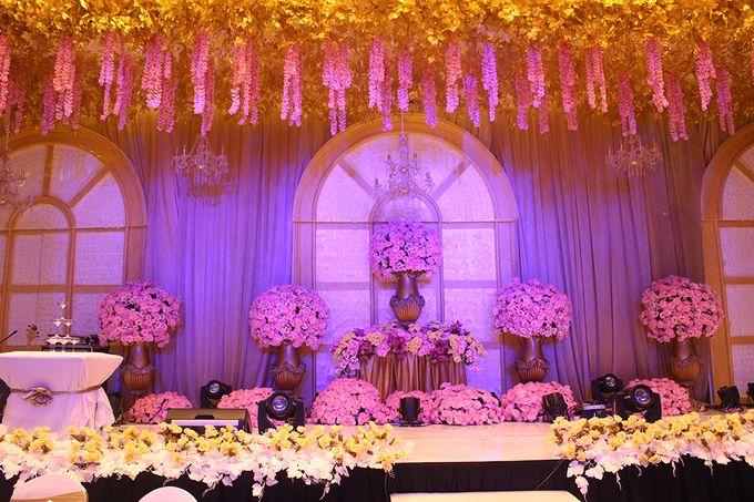 The Wedding of William & Caroline by The Trans Resort Bali - 011